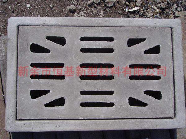 钢纤维复合砼井盖